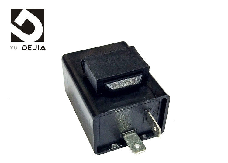 12V Electronic Motorcycle Flasher Relay , GY6 Motorcycle