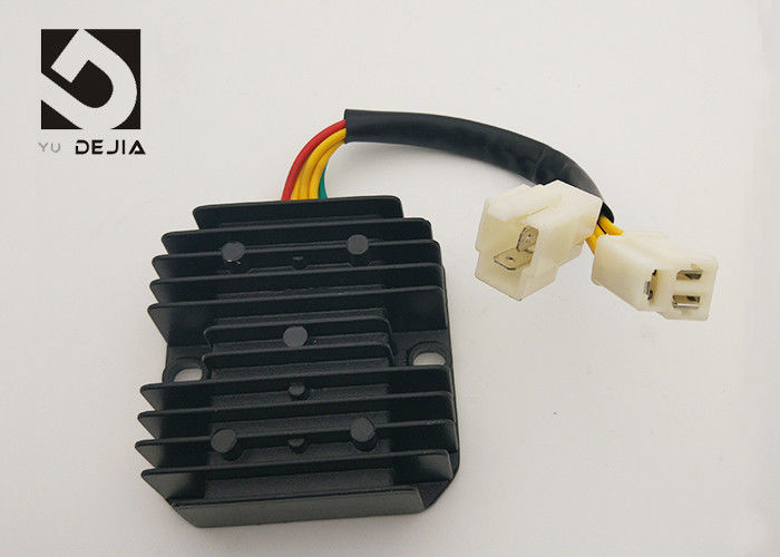 Zongshen 18 Windings Motorcycle Regulator Rectifier 5 Wire , Neutral ...