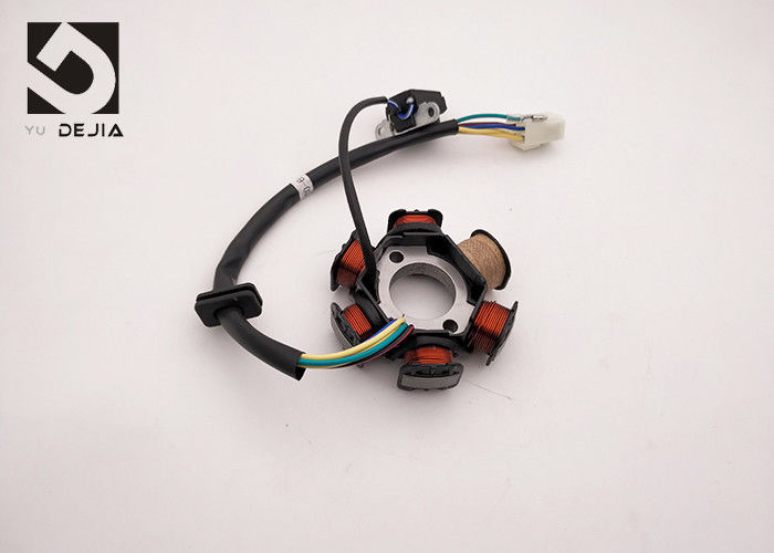 Durable Motorcycle Magneto Stator Coil 6 Windings Racing