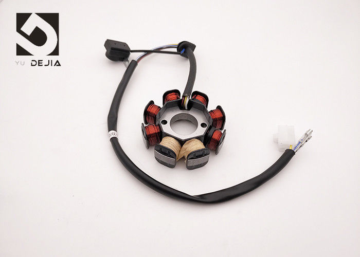 GY50 Motorcycle 8 Coil Stator , Double Charge Small Engine Stator