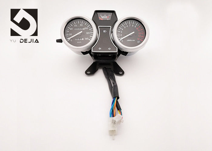 Performance Motorcycle Digital Speedometer Strict Quality Control , Real Time Display