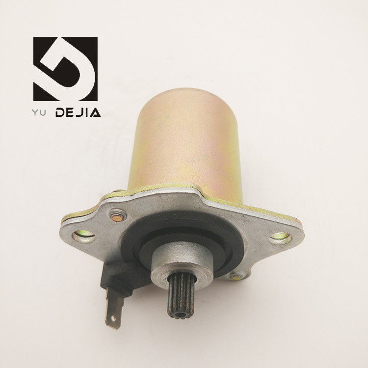 High Power DIO50 Starter Motor Motorcycle Gasoline Engines Mounted
