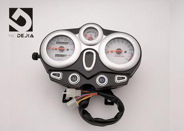 China PC Universal Electronic Motorcycle Speedometer Waterproof For Cruising Motorcycle factory