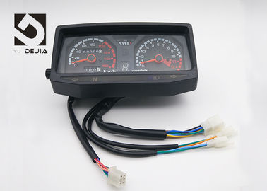 China Energy Saving Electronic Motorcycle Tachometer , Motorcycle Odometer Speedometer factory