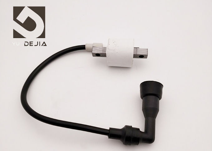 High Performance Motorcycle Ignition Coil Replacement White Head For BAJAJ BOX BM 150