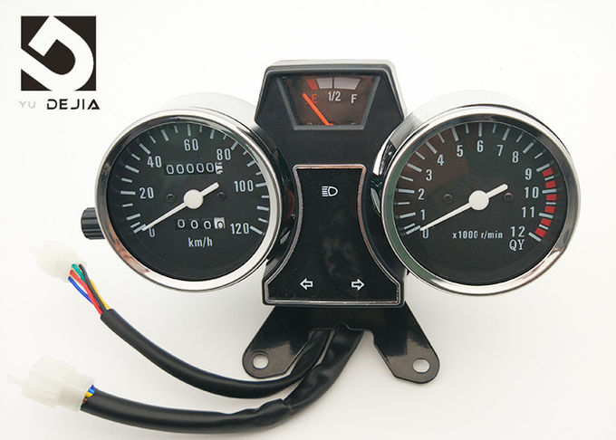 Aftermarket Digital Motorcycle Speedometer Odometer Gauge For 90-A  Fuel Gauge Display