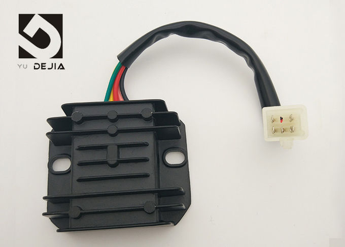 ZJ125 Motorcycle Regulator Rectifier Outboard Regulator  Full Wave Rectifier Diode