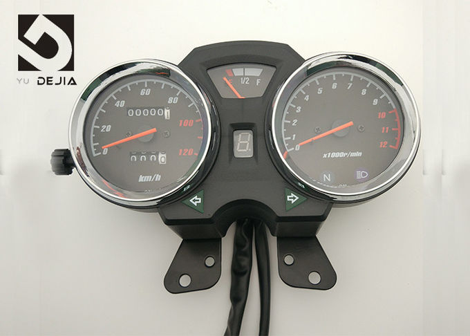Good Appearance Motorcycle Tachometer Gauge For Custom Motorcycle Accessories