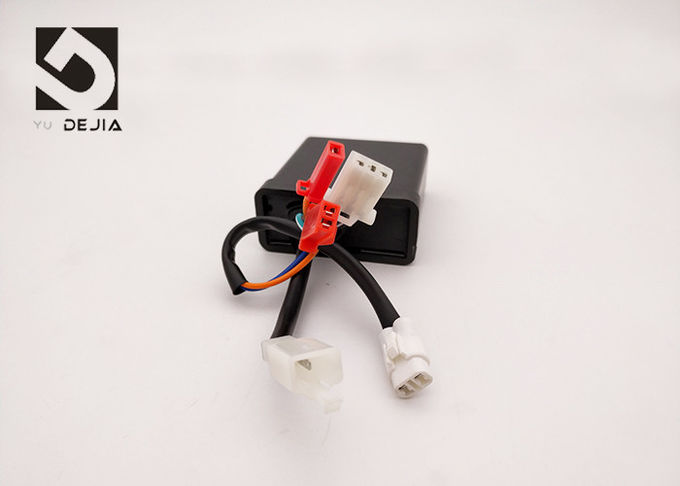 India TVS APACHE160 Universal Motorcycle Parts 8 Cable Motorcycle Cdi Box