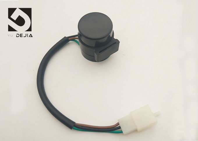 High Performance Motorcycle Flasher Relay With Buzzer Sound Type , ISO9001 Certificate
